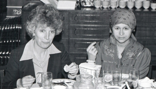 Susan Munro & Carolyn Kenny