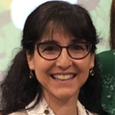 Photo of author Lora F. Heller
