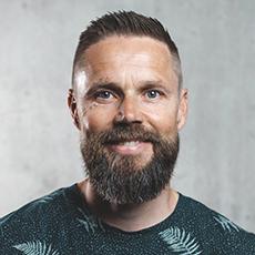 Photo of author Kjetil Høyer Jonassen